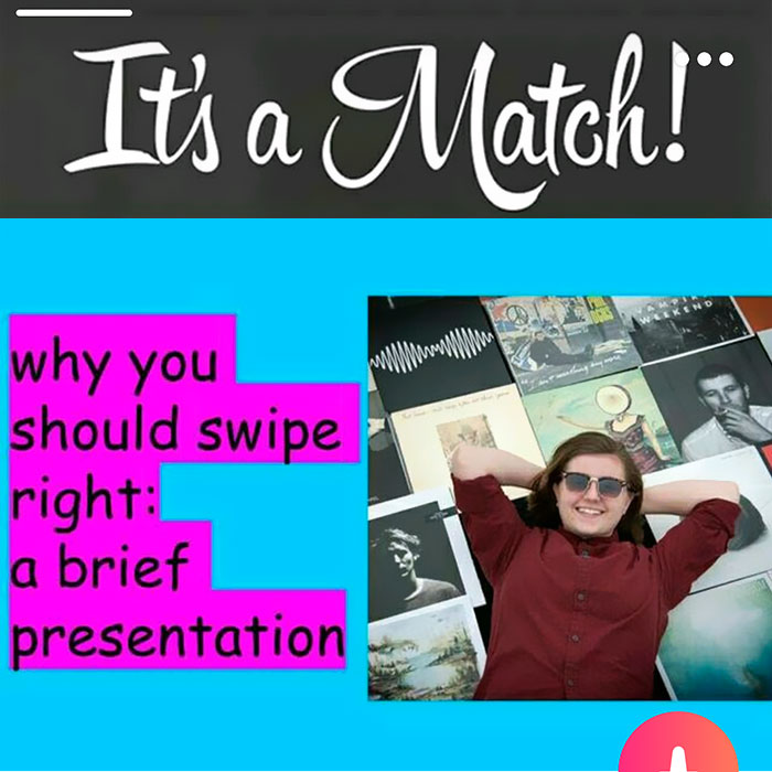 This Girl's Tinder Profile Presentation Is So Bad, It's