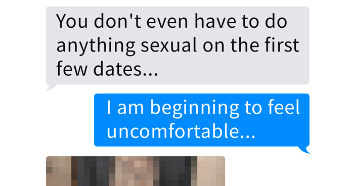 After This Girl Received An Unsolicited D*ck Pic From A Creep, She Sent It To His Grandma – Here's How She Responded