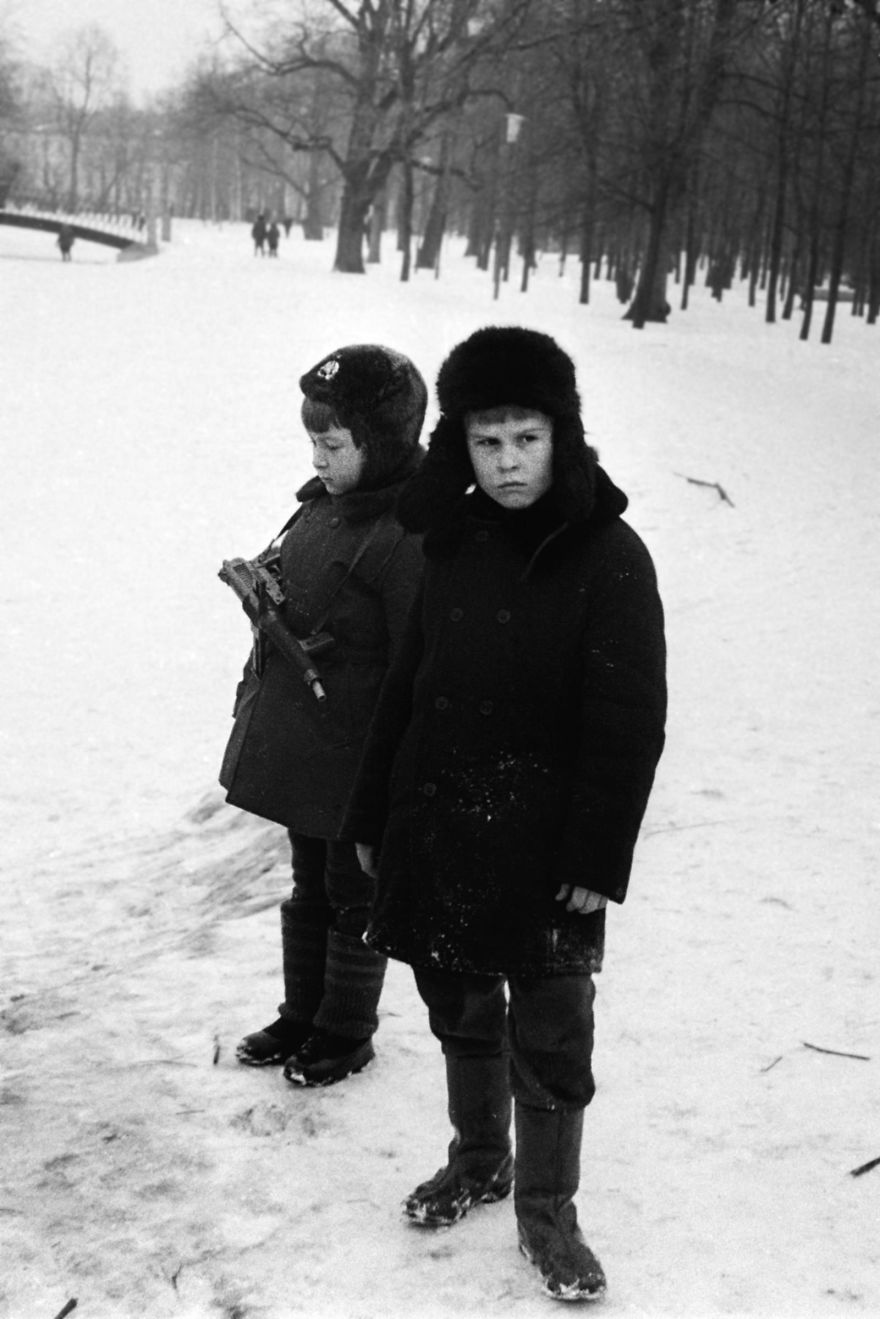 Leningrad, USSR, 1975