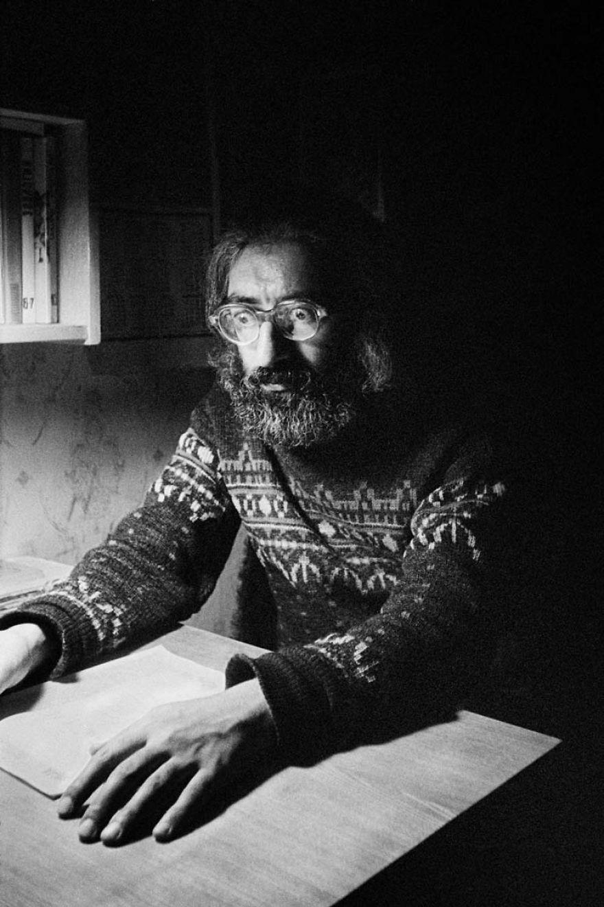Melvar Melkumyan, Moscow, USSR, 1979
