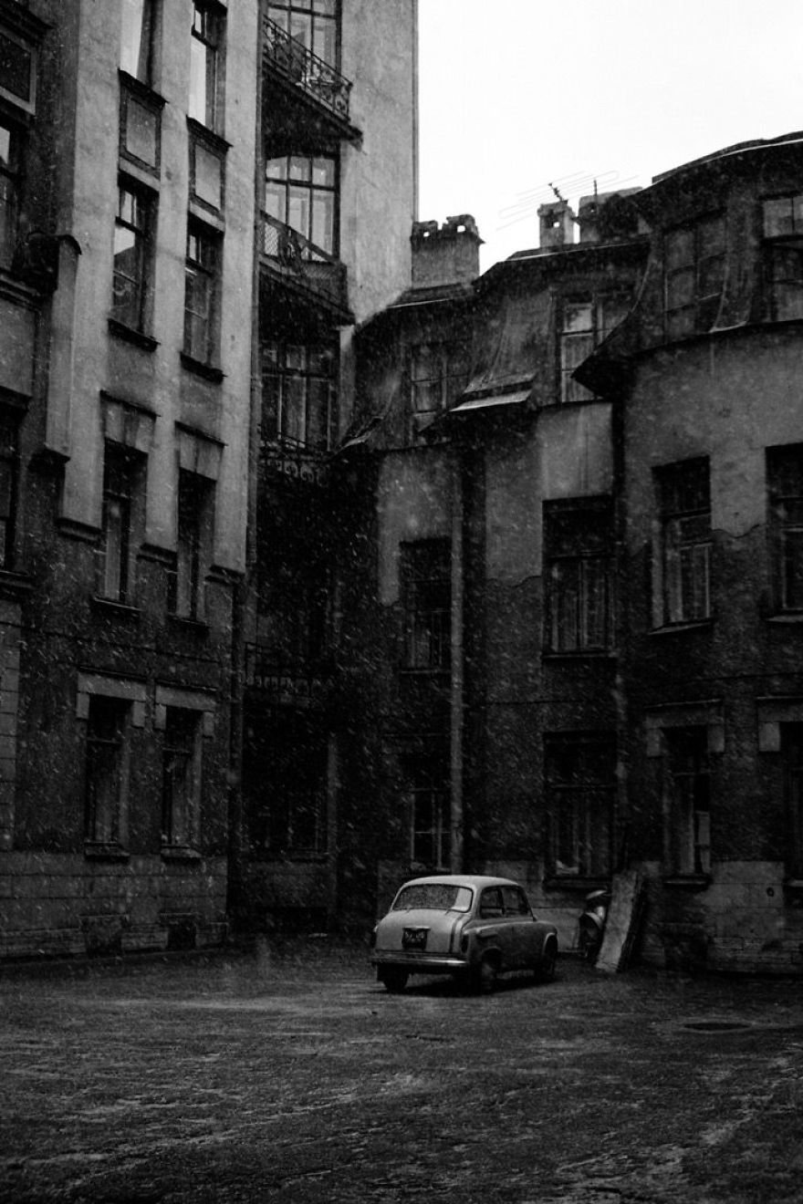 Leningrad,USSR, 1975