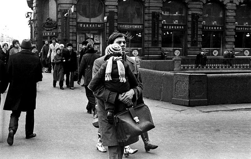 Leningrad, USSR, 1976