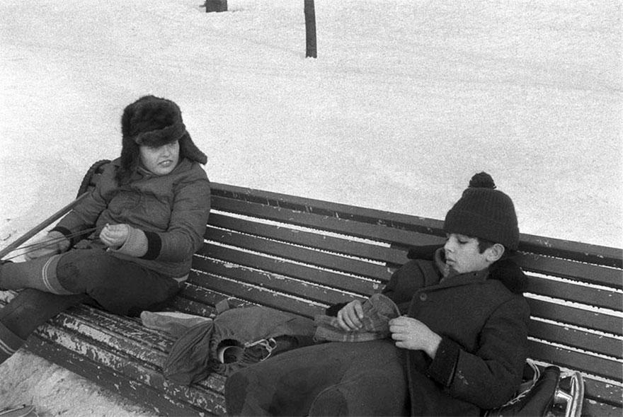 Leningrad,USSR, 1970