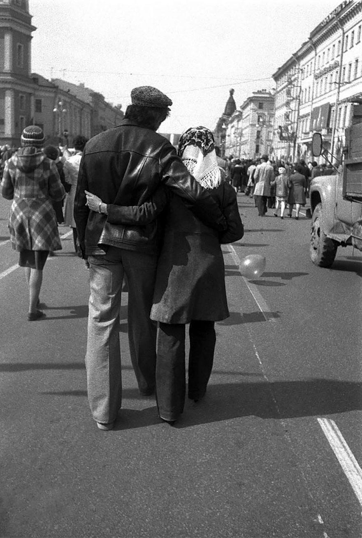 Leningrad, USSR. 1978