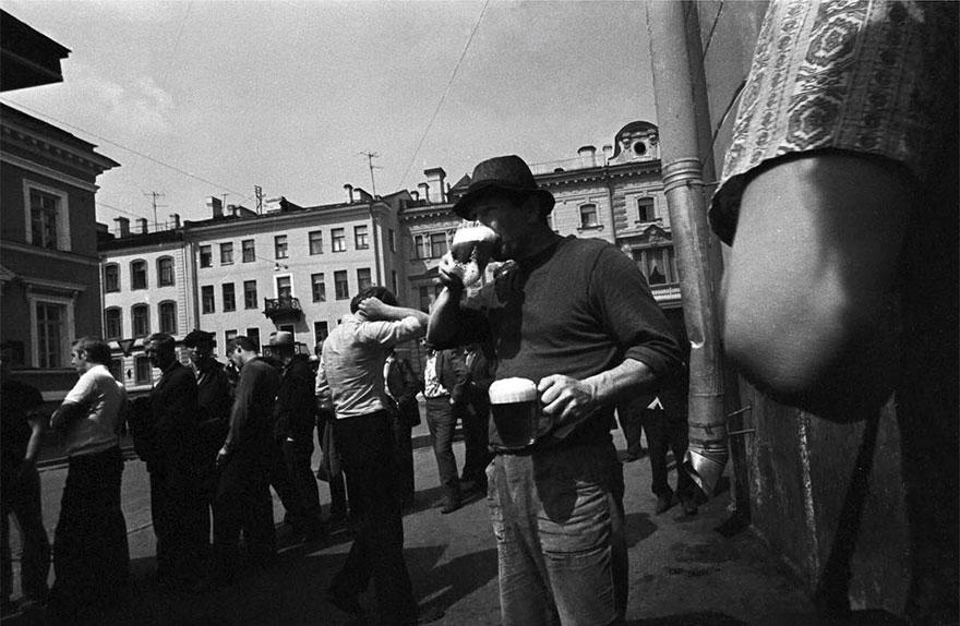 Leningrad, USSR, 1974