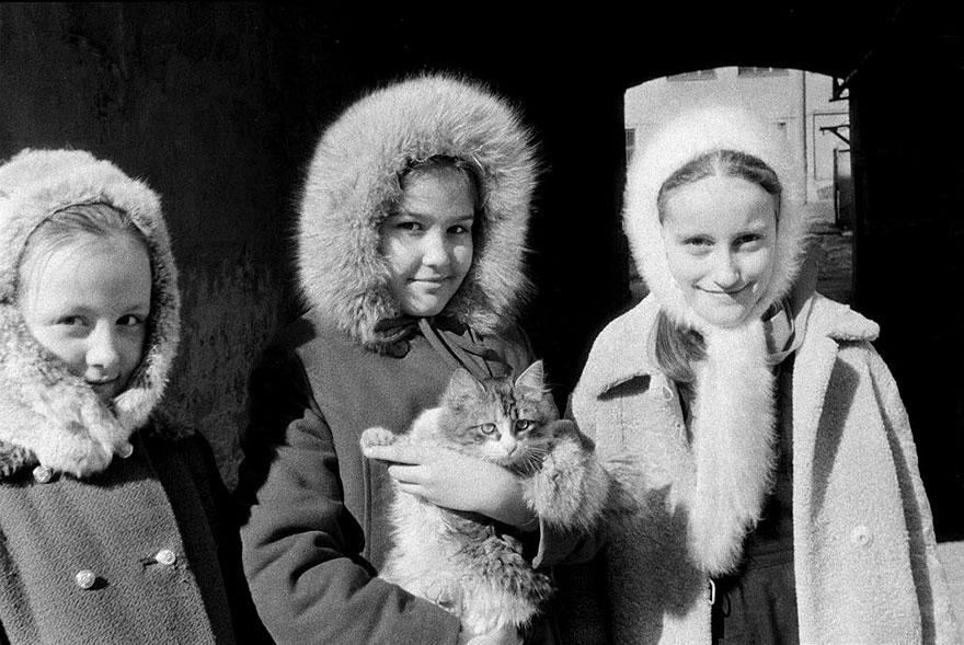 Leningrad, USSR, 1977