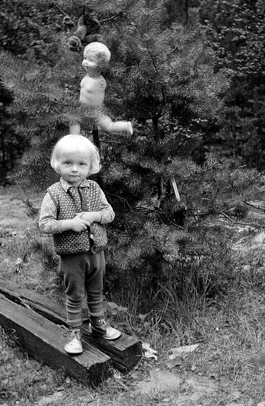 Orehovo, USSR, 1976
