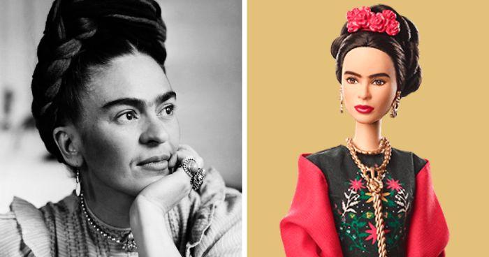 Barbie Signature Frida Kalho Inspiring Women Series
