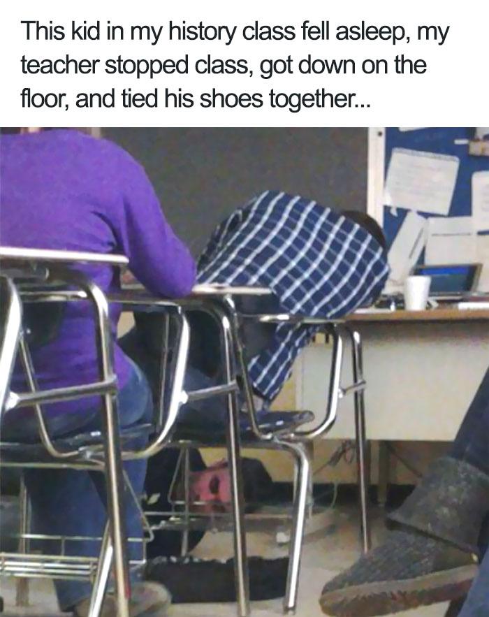 Funny Teacher