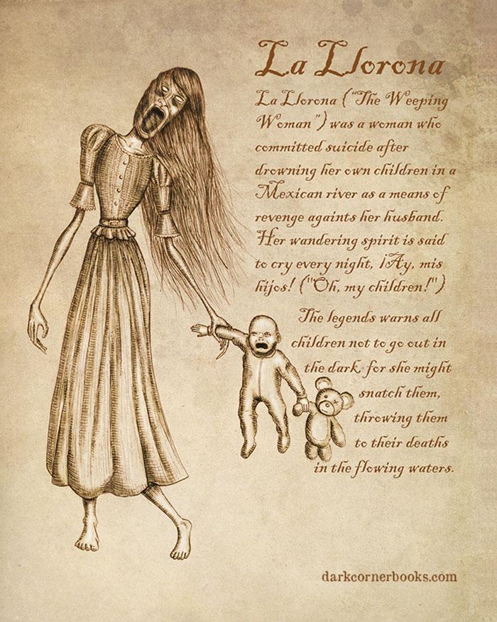 La Llorona