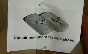 10+ Mensajes de vecinos pasivo - agresivos muy divertidos
