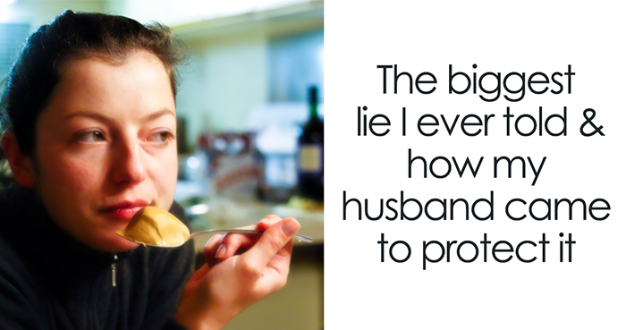 Husband Protects His Wife's 'Biggest Lie', Shows What True Love Means