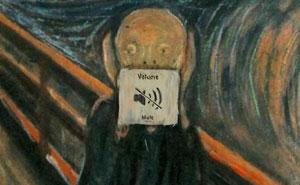 Este artista sigue pintando personajes de la cultura pop en viejas pinturas de 2ª mano (Nuevas imágenes)