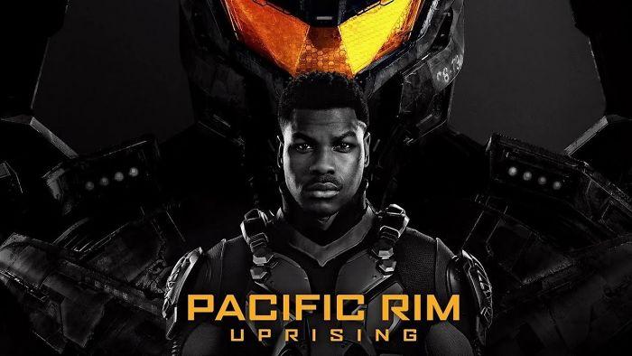 Pacific Rim Uprising 2018 Movie