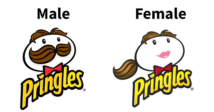 9 Iconic Brand Logos Get Transformed Into Female Versions, And The Results  Look Awesome | Bored Panda