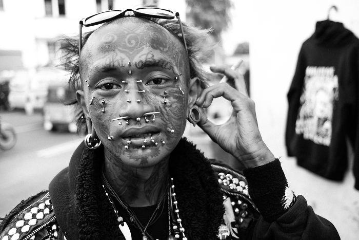 I Photographed Everyday Life Of Indonesian Street Punks