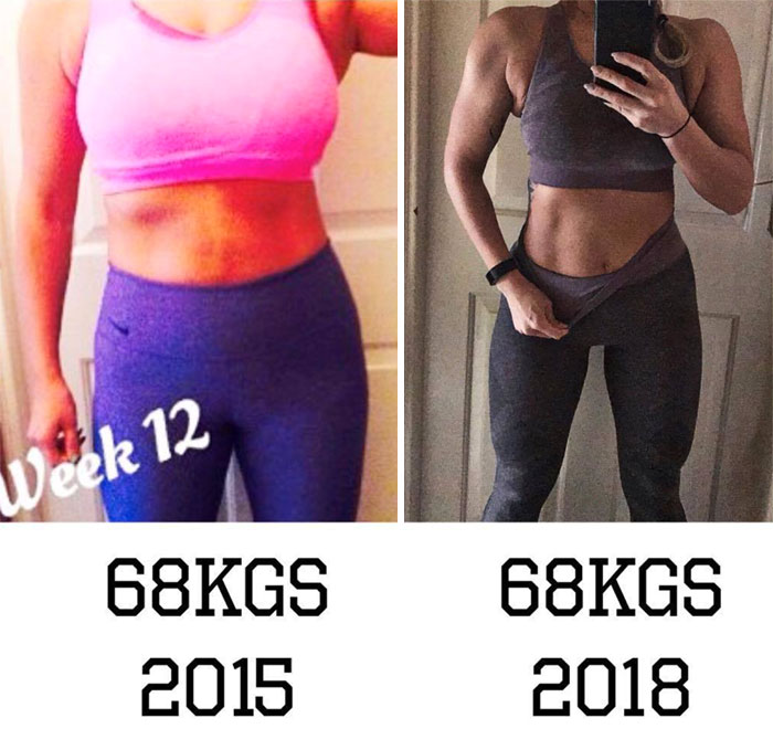 Scales Versus Pictures