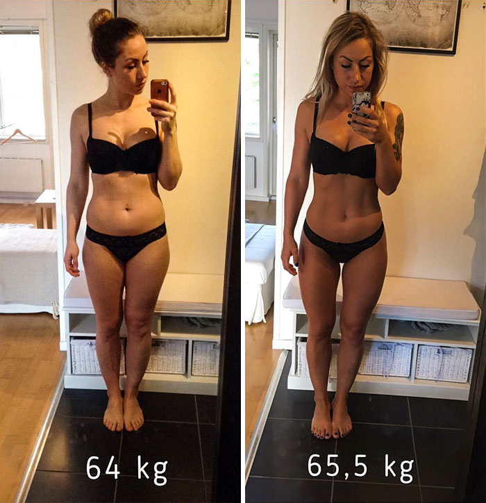 28 Before& After Photos That Prove Your Weight Is Meaningless