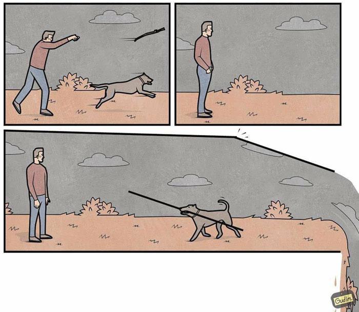 Sarcastic Illustrations