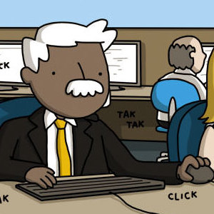 8 Comics About The Differences Of Working From An Office And From Home