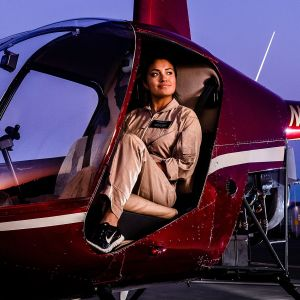 22-Year-Old Pilot Proves You Can Achieve Anything You Dream Of If You Work Hard Enough