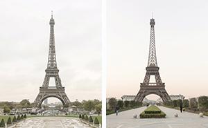 Cuando las copias chinas llegan demasiado lejos: 40 fotos de París y su imitación china que son extremadamente similares