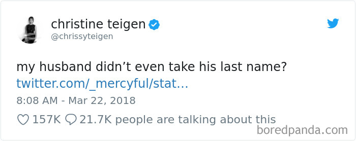 women-dont-take-husband-names-replies-chrissy-teigen-10