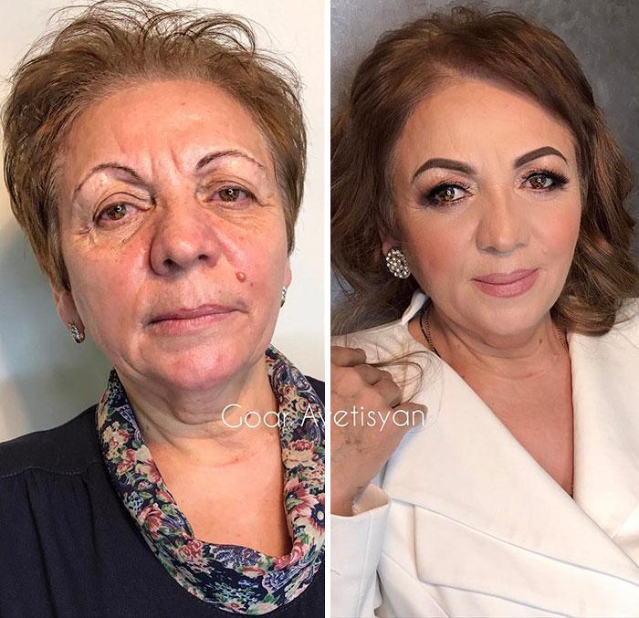 This Wonderfull Woman Got A Truly Amazing Transformation