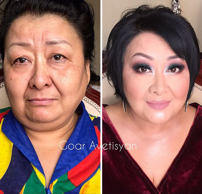 "Sania Was Dreaming For 3 Years Of Her Transformation. ""On The Day Of Flight From Almaty To Moscow I Managed To Make One Woman's Dream Come True"""