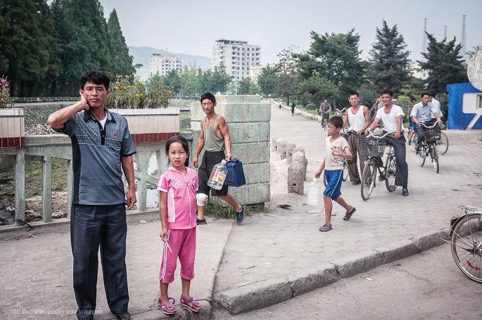 I Went To North Korea And Outside Of Pyongyang