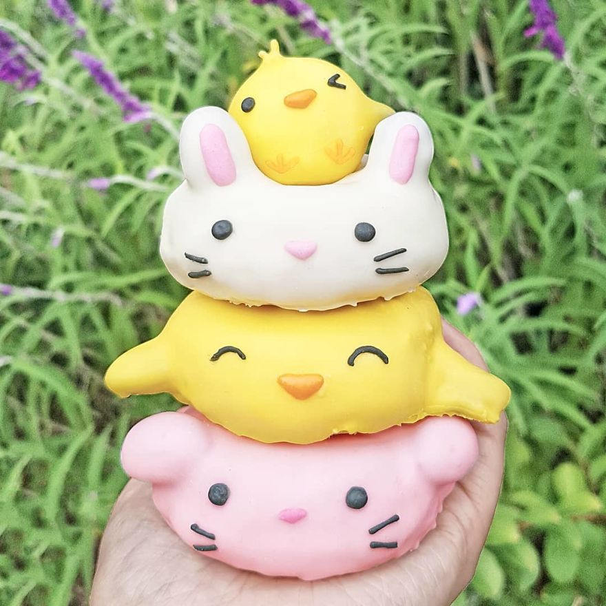 We Are Sure You Will Not Have The Guts To Eat These Cute Cookies