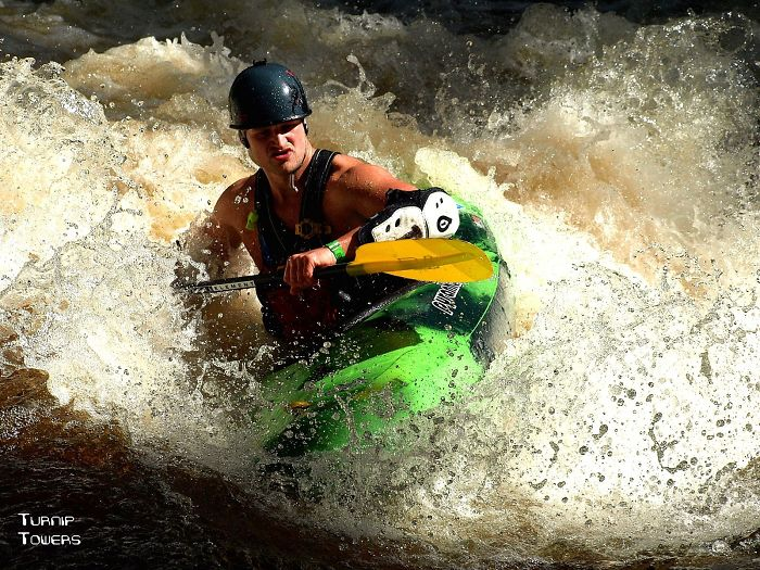 40 Photographs From The Welsh National Whitewater Centre