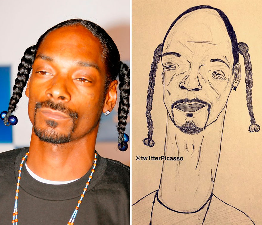 Snoop Dogg Fan Art