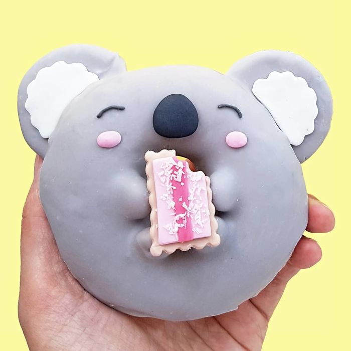 We Are Sure You Will Not Have The Guts To Eat These Cute Treats