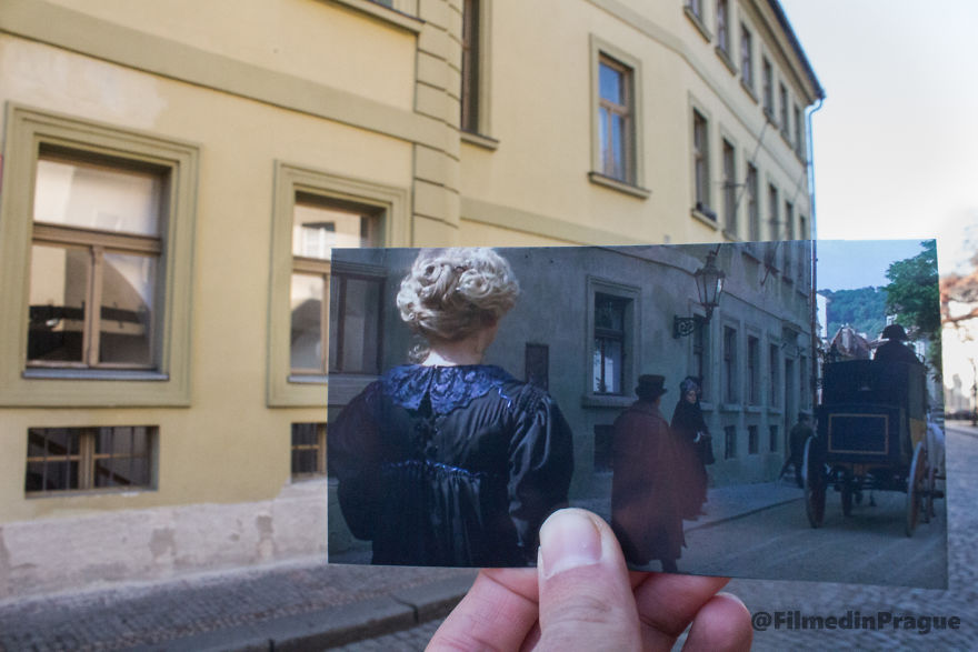 Immortal Beloved (1994) ​life Of Beethoven Movie Shot In Prague, Czech Republic