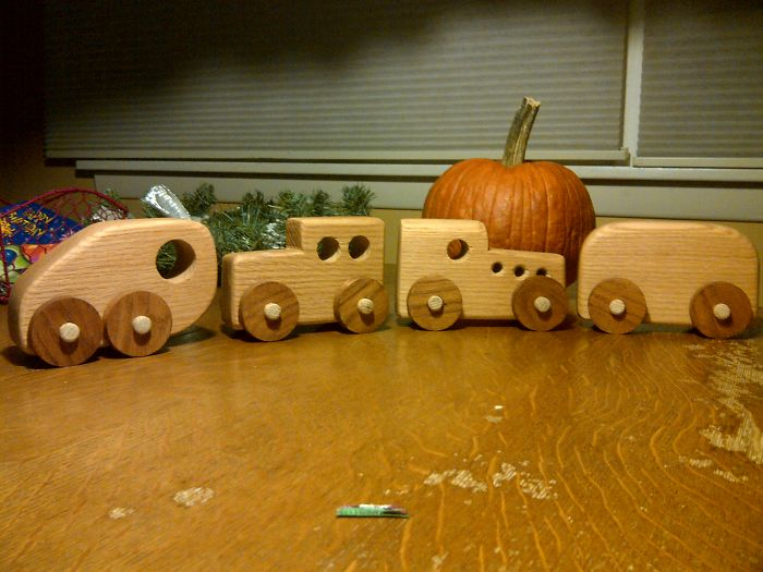 """The """"Imagination Train"""" For My Gfs Niece And Nephew."""