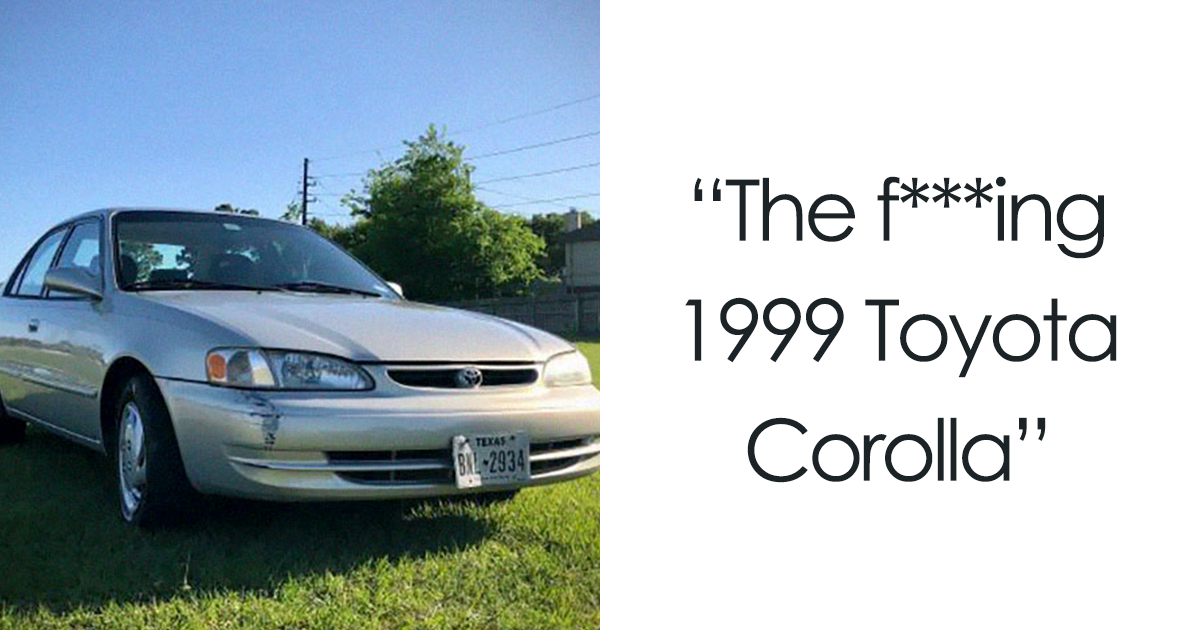 Someone Created A Brutally Honest Craigslist Ad For His Old Car And Now 289 670 People