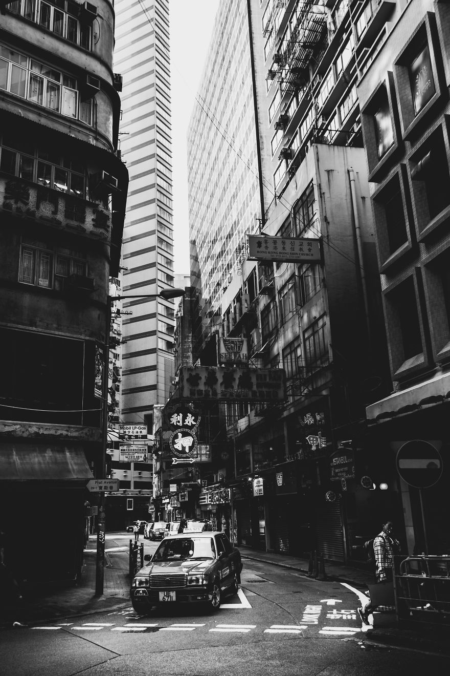 The Many Contrasts Of Hong Kong