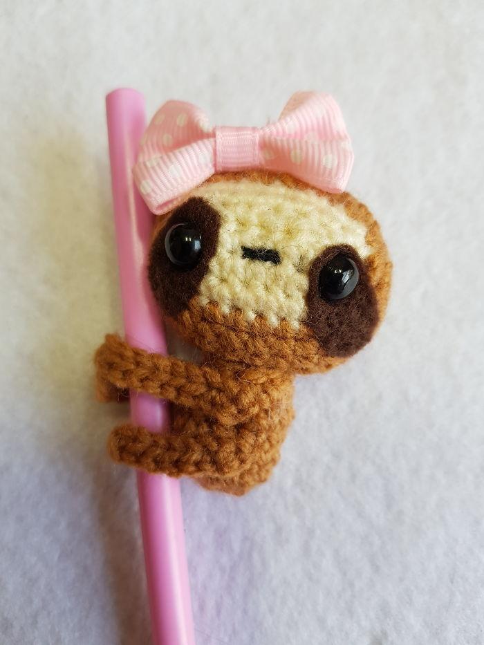 I Crochet Little Creatures