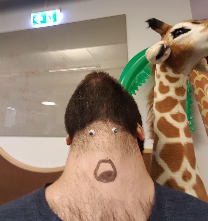 Fear The Giraffe