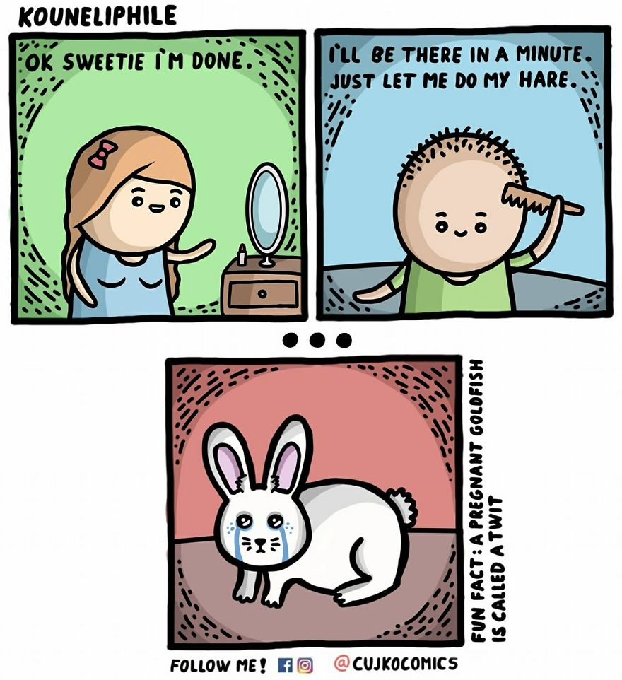 27 Dark, Sad And Sometimes Wholesome Comics By A Guy From Croatia :)