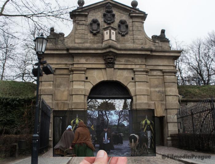 Amadeus (1984) -Mozart Taking To The Cemetery