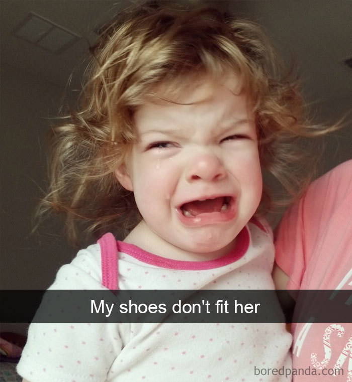 My Shoes Don't Fit Her