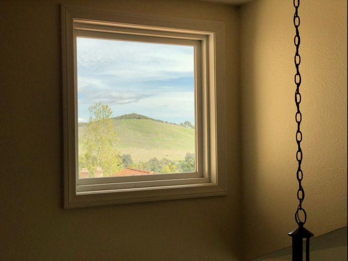 This Window Looks Like A Painting