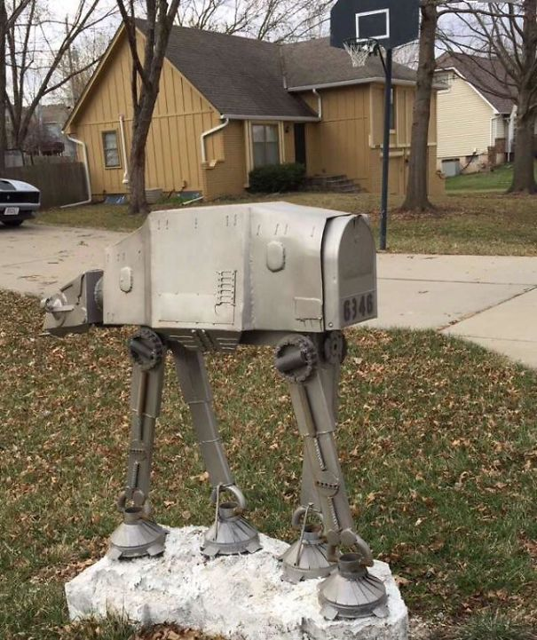 This Cool Mailbox