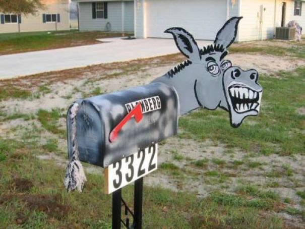 Guess Where You Have To Put The Mail In