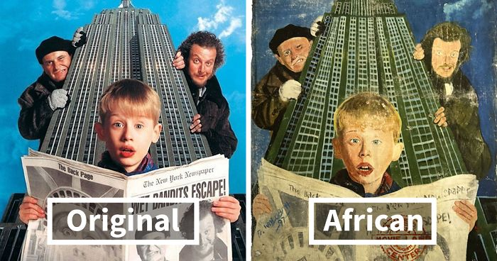 124 Bizarre Movie Posters From Africa That Are So Bad, They're Good