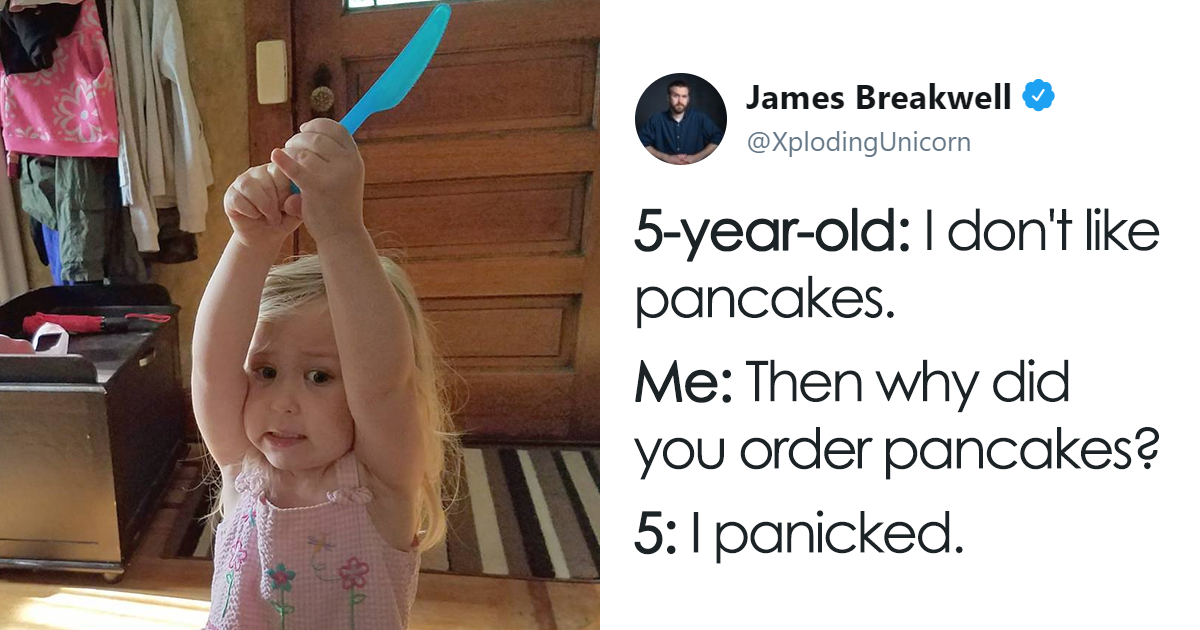 Dad Of 4 Girls Tweets Conversations With His Daughters, And It's Impossible Not To Laugh At Them (Part 2)