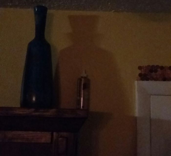 This Shadow Looks Like The Babadook