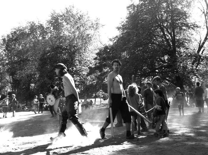 Summertime Battle.